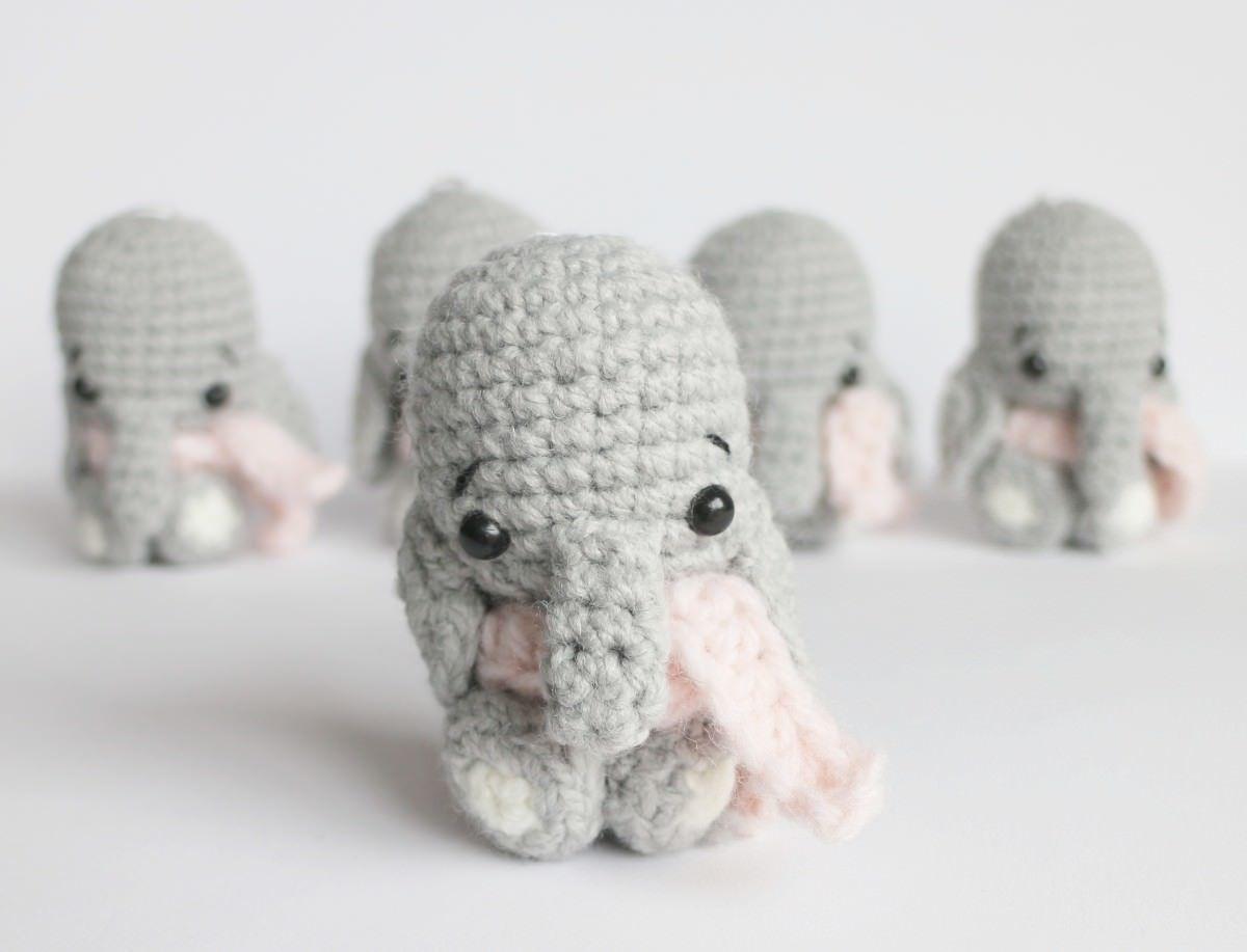Mr. Luiwoods kostenlose Amigurumis Häkelanleitungen/ Free Crochet ...