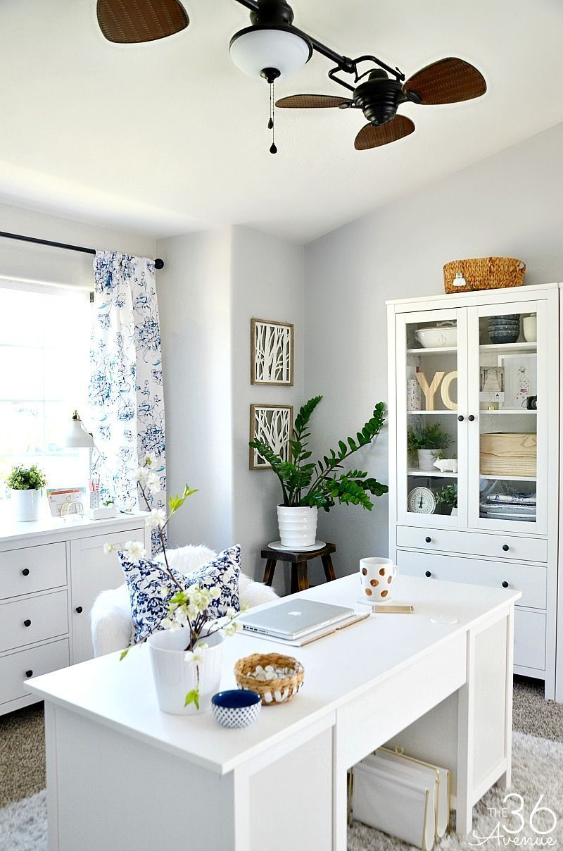 20+ Home Office Idea Style And Inspiration. No spare room? No ...
