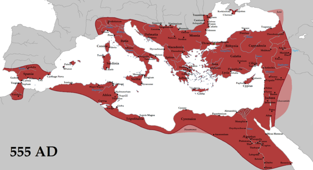 byzantine empire dbq