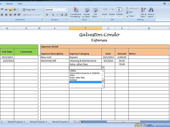 This template is designed to help manage the rental income and - rental ledger template