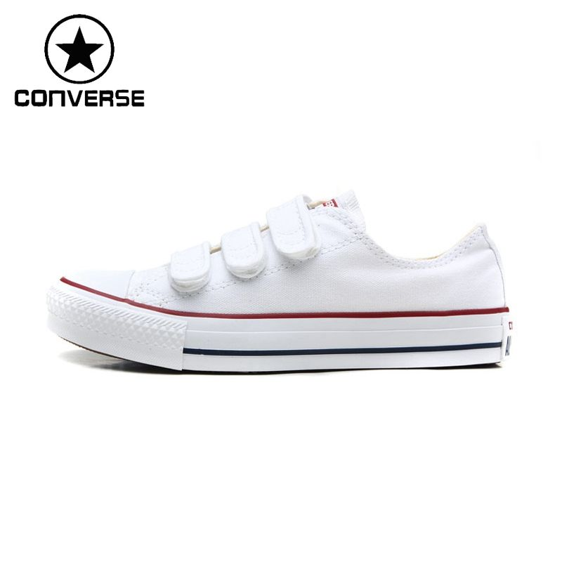 ae4ddc864a Original New Arrival Converse Hook and loop Classic Skateboarding ...