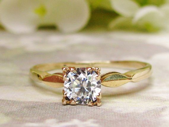 25 Vintage Engagement Rings You Can Actually Afford Weddings