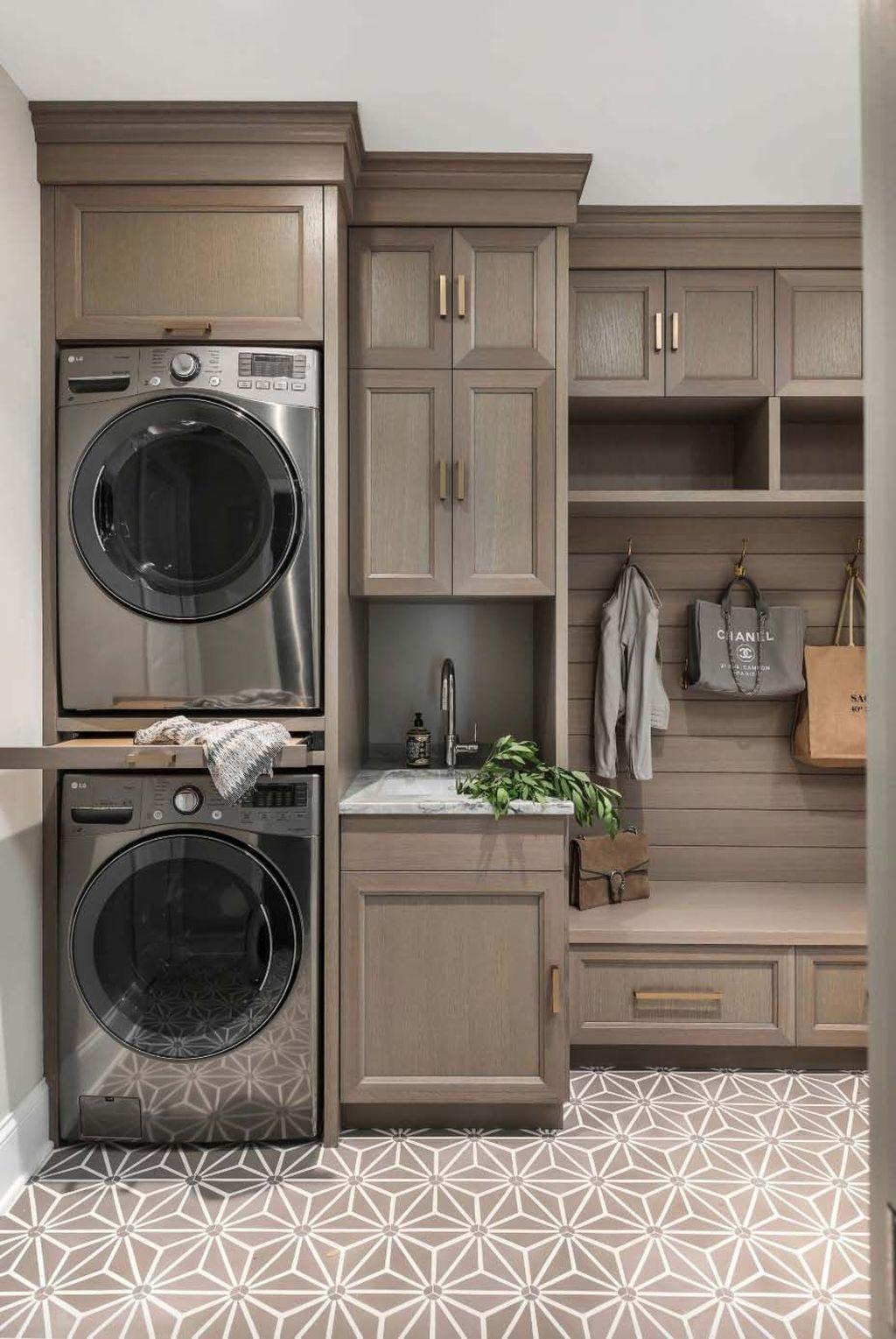 Photo of 20+ Excellent Laundry Room Décor Ideen, um Inspiration zu sein