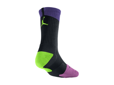 be0bae932f70 Air Jordan Dri-FIT Crew Basketball Socks (1 Pair) -  16