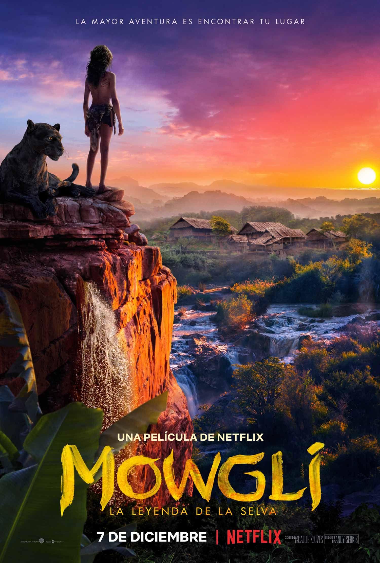 Mowgli La Leyenda De La Selva Pelicula Completa Online El Libro