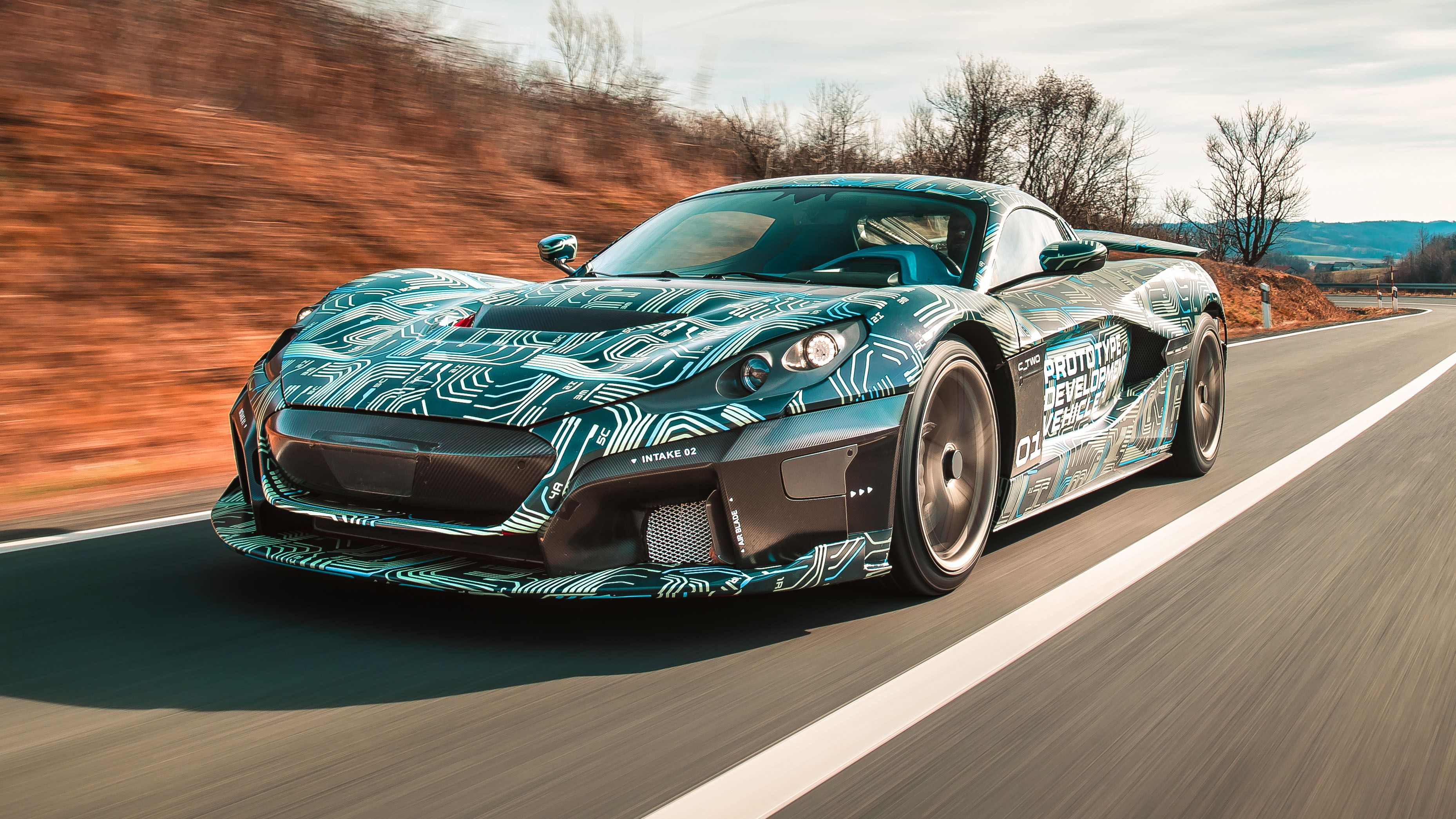 Rimac C Two Debuts On Top Gear After Geneva Cancelled In 2020 Top Gear Sports Car Aston Martin