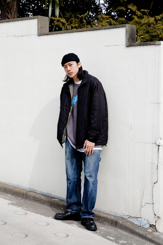 Street Style Shibuya Tokyo 萩原智也さん Fashionsnap Com