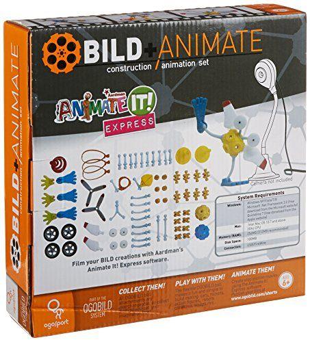 Ogosport OgoBild Animate It-Essentials Kit