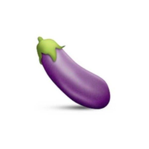 Aubergine Eggplant Emoji Liked On Polyvore Featuring Emoji Eggplant Emoji Emoji Emoji Tattoo
