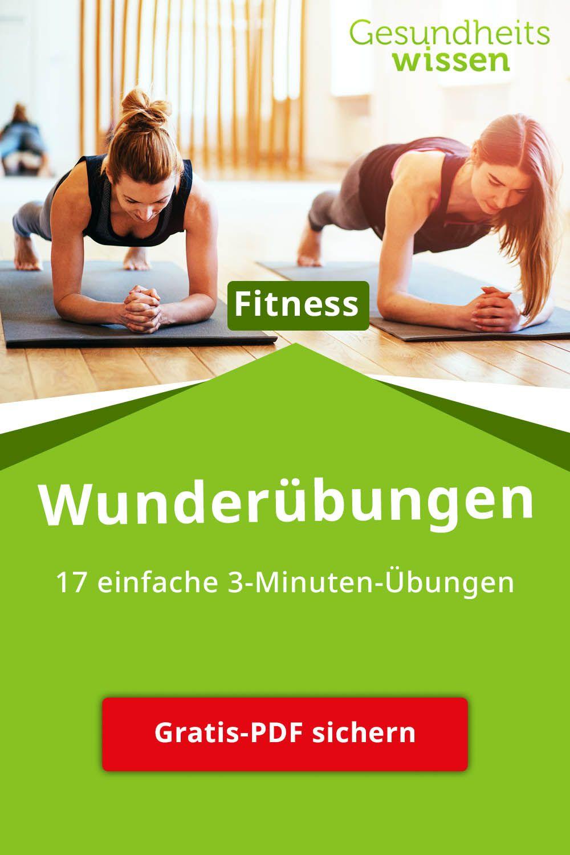 20 Minuten Wunderübungen   Fitness, Übungen, Übung
