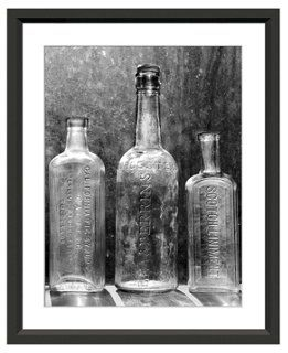Vintage Bottles II