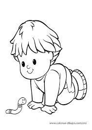 Resultado De Imagen Para Una Nina Y El Numero 5 Para Colorear Dibujo De Ninos Jugando Dibujos Dibujos Para Ninos