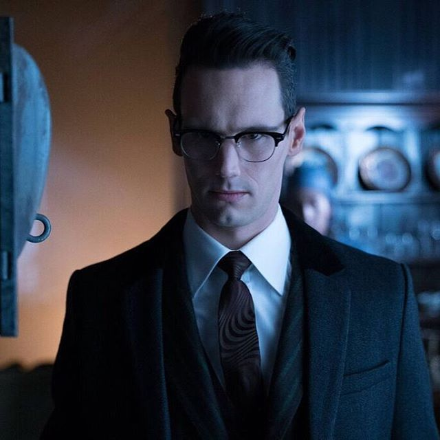 Nygma's got revenge on his mind when #Gotham returns on January 16.