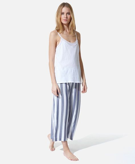 Pants - OYSHO SS15