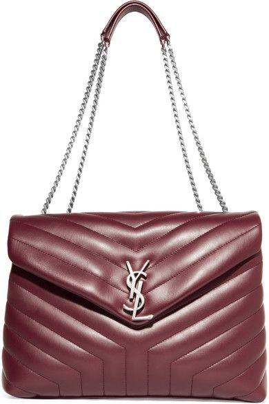 7b6909620 Burgundy textured-leather (Calf) Snap-fastening front flap Comes with dust  bag Weighs approximately 2.4lbs/ 1.1kg Made in Italy