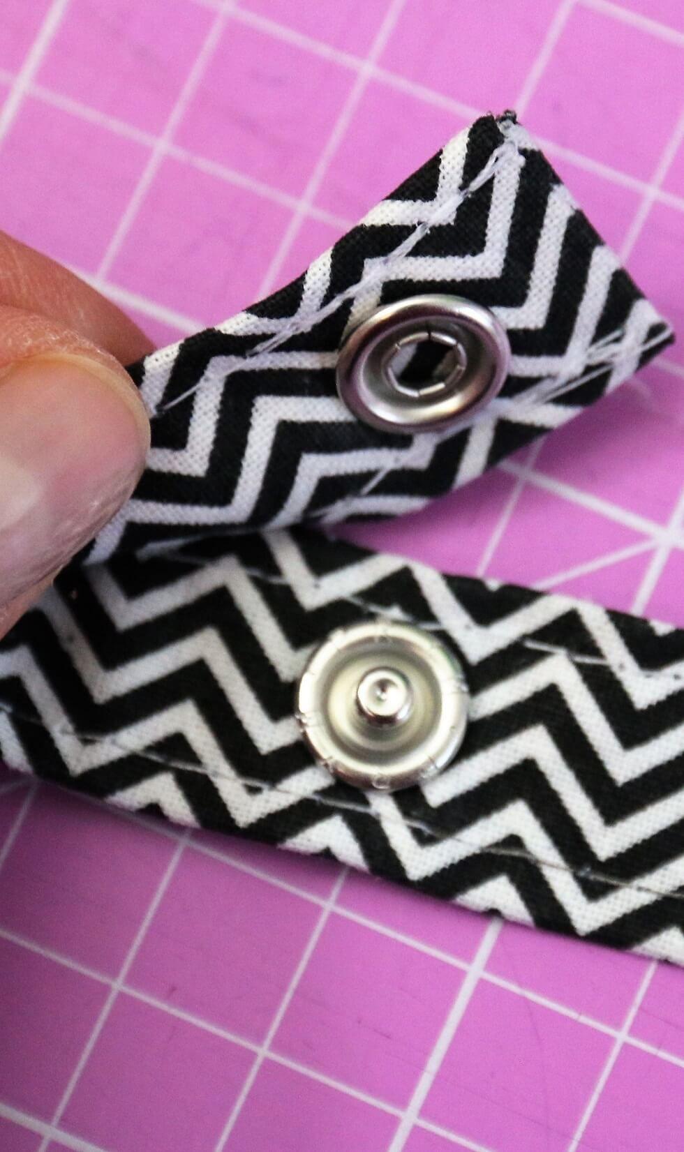 druckkn pfe anbringen mit prym zange sewing n hen h keln n hen f r kinder. Black Bedroom Furniture Sets. Home Design Ideas