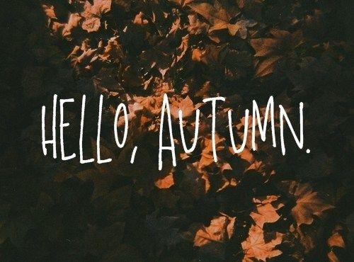 Fall is my favorite season.  Aww yeah!