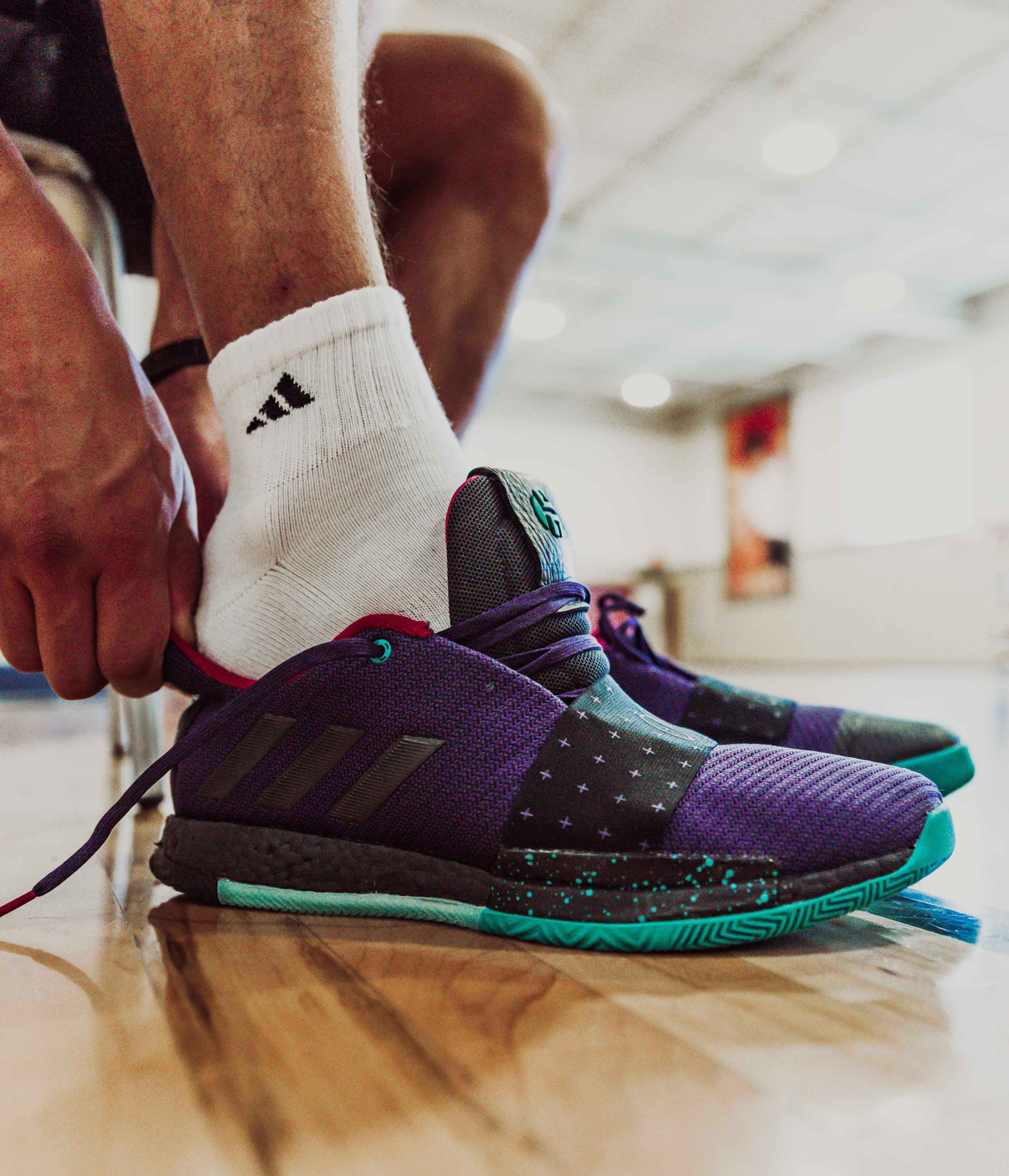 James harden shoes, Sneakers