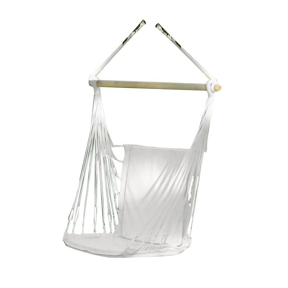 Alvarado woven cotton chair hammock woven cotton