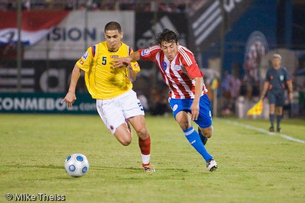 Soccer Soccer Match Soccer Paraguay Soccer
