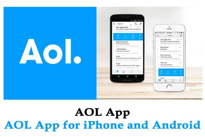 AOL App How to Download the AOL App for iPhone and