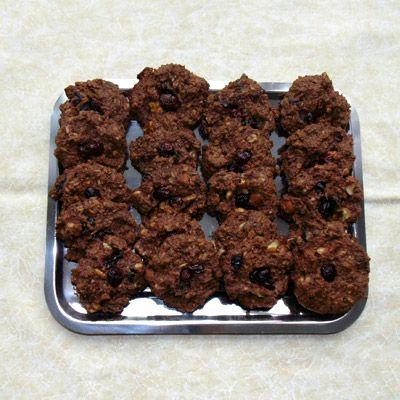 Így készül a karcsúsító zabpelyhes keksz - Lépésről lépésre fotókkal!: Nincs benne sem hozzáadott cukor, sem liszt. Cserébe viszont sok-sok rostot tartalmaz. Kipróbálod?