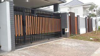 cheap minimalist iron model + wood fence price #railing balcony …