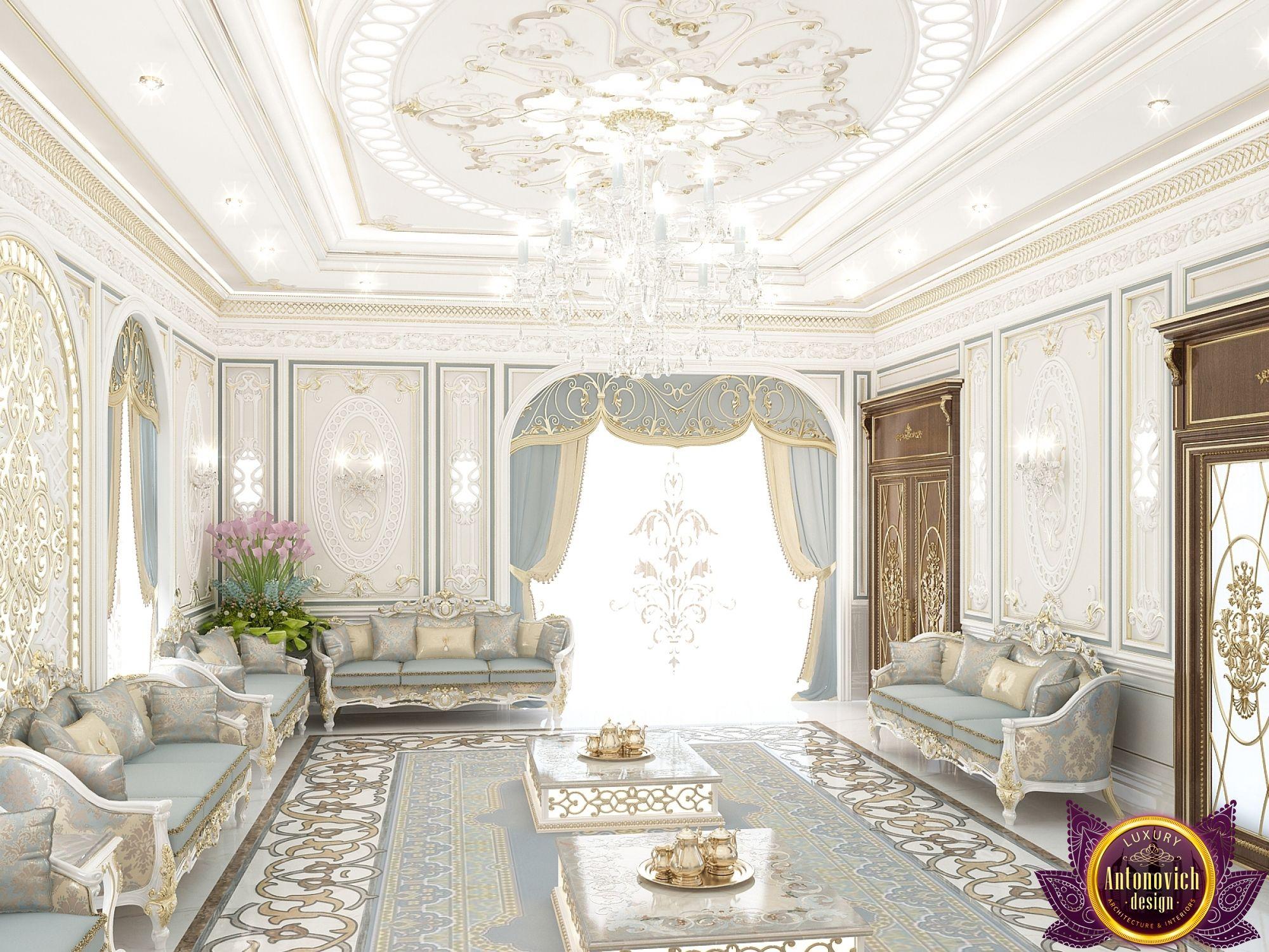 Majlis Interior Design In Dubai, Royal Majlis Design UAE, Photo 4