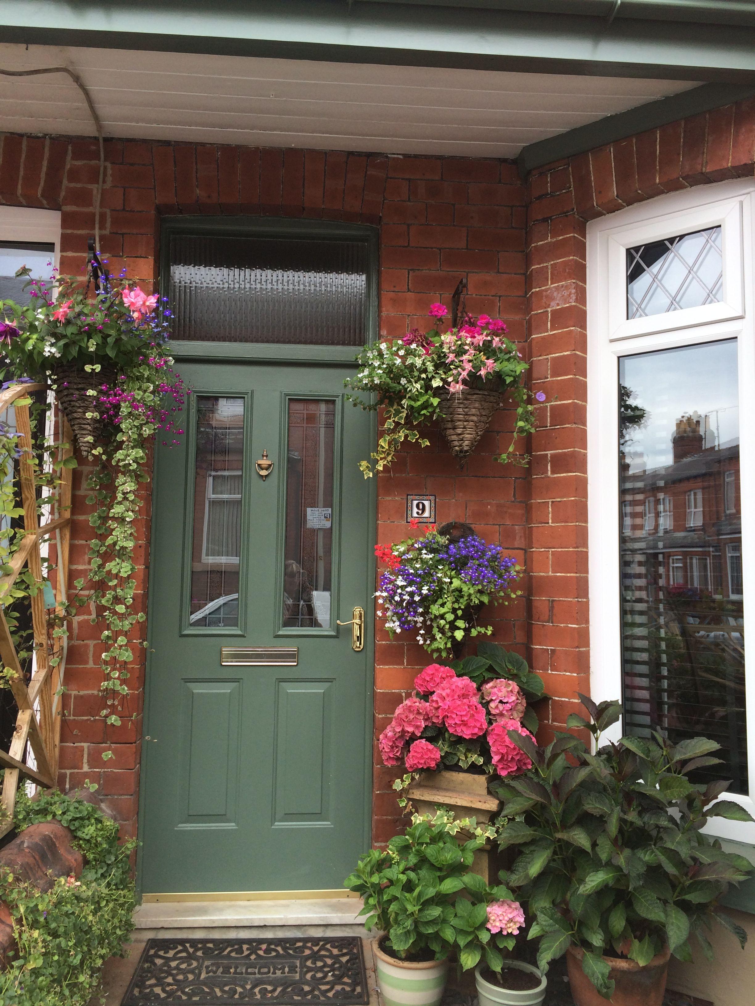 Farrow And Ball Front Door Cottage Front Doors Victorian Front Doors House Front Door