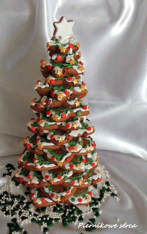 Christmas Tree Cookie Connection Gingerbread Christmas Tree