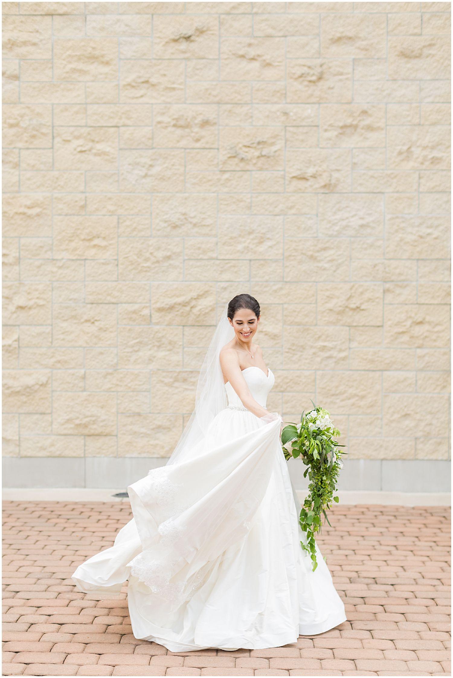 A Catholic Wedding Celebration in Greenville, SC Wedding