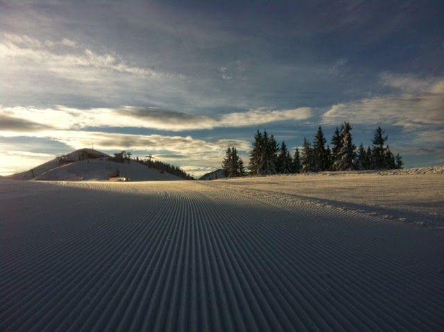 Sonnenaufgang auf der Skischaukel Großarltal-Dorfgastein   Großarltal – Google+