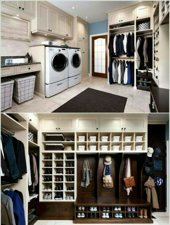 Laundry Room Closet Combo Laundry Room Closet Closet