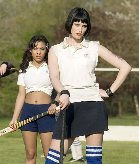 St trinians girls nude apologise, but