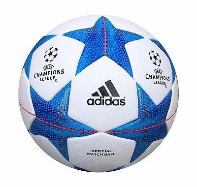 Balls 20863  New Adidas Champions League 2015 Official Soccer Match Ball  -Size 5 Football 19d309849ca40