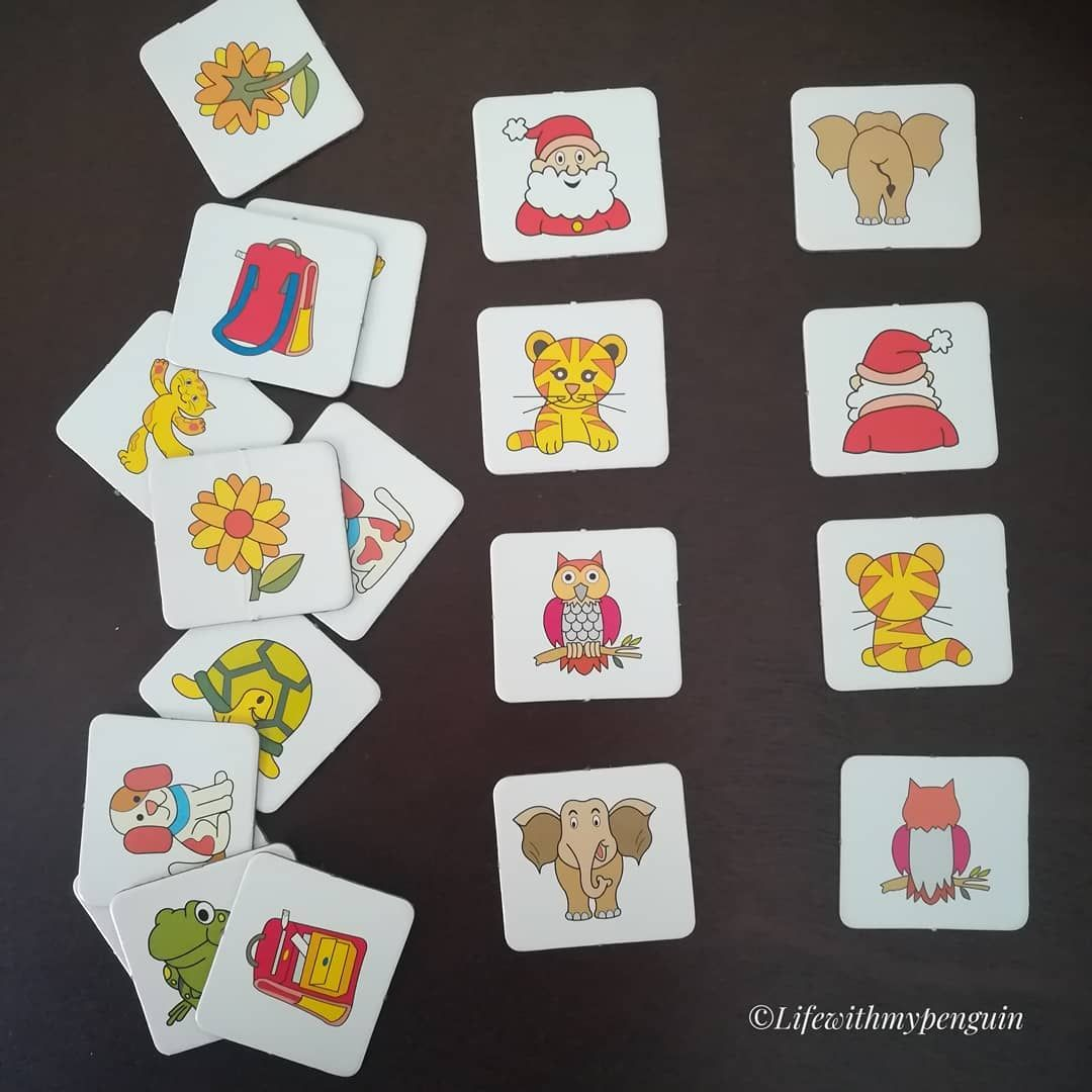 Do You Remember Playing Matching Game Of Visual Recall