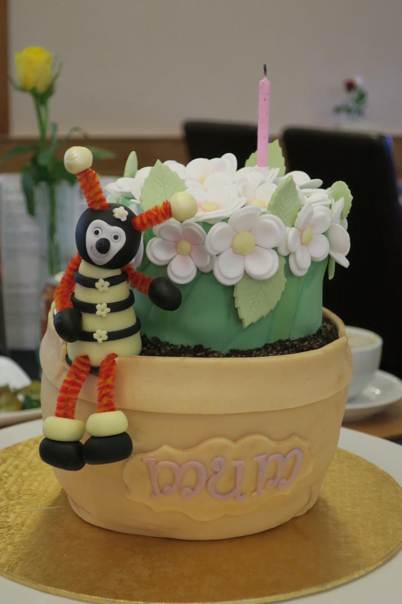 Essential Cake Decorating Techniques Online Class Flower