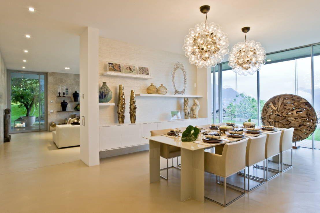 I sei passi per avere una sala da pranzo perfetta! #saladapranzo #interiordesign #arredosala https://www.homify.it/librodelleidee/296049/i-sei-passi-per-avere-una-sala-da-pranzo-perfetta