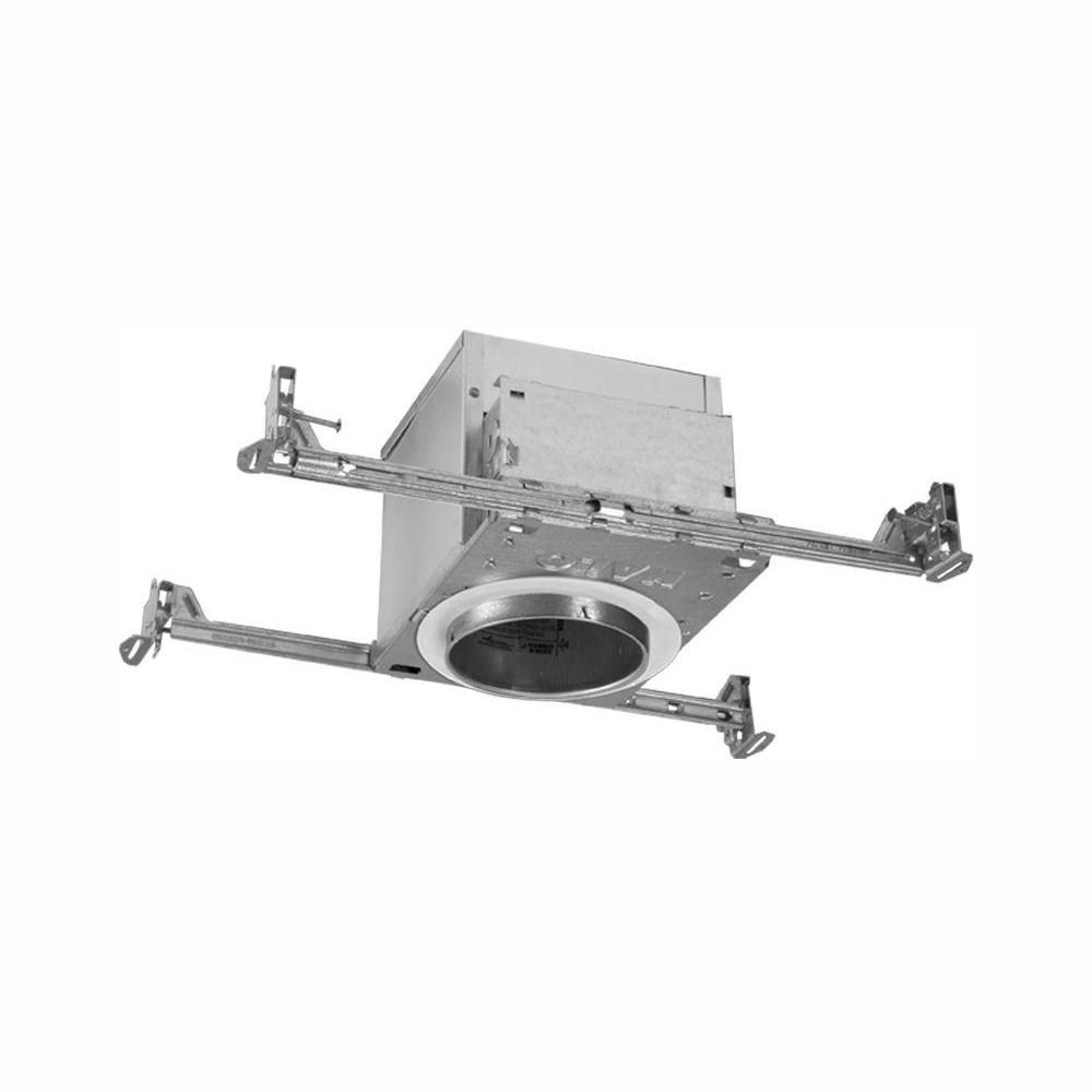 Halo 4 In Aluminum Recessed Lighting Housing For New Construction Ceiling Insulation Contact Air Tite 6 P Recessed Lighting Eaton Lighting New Construction