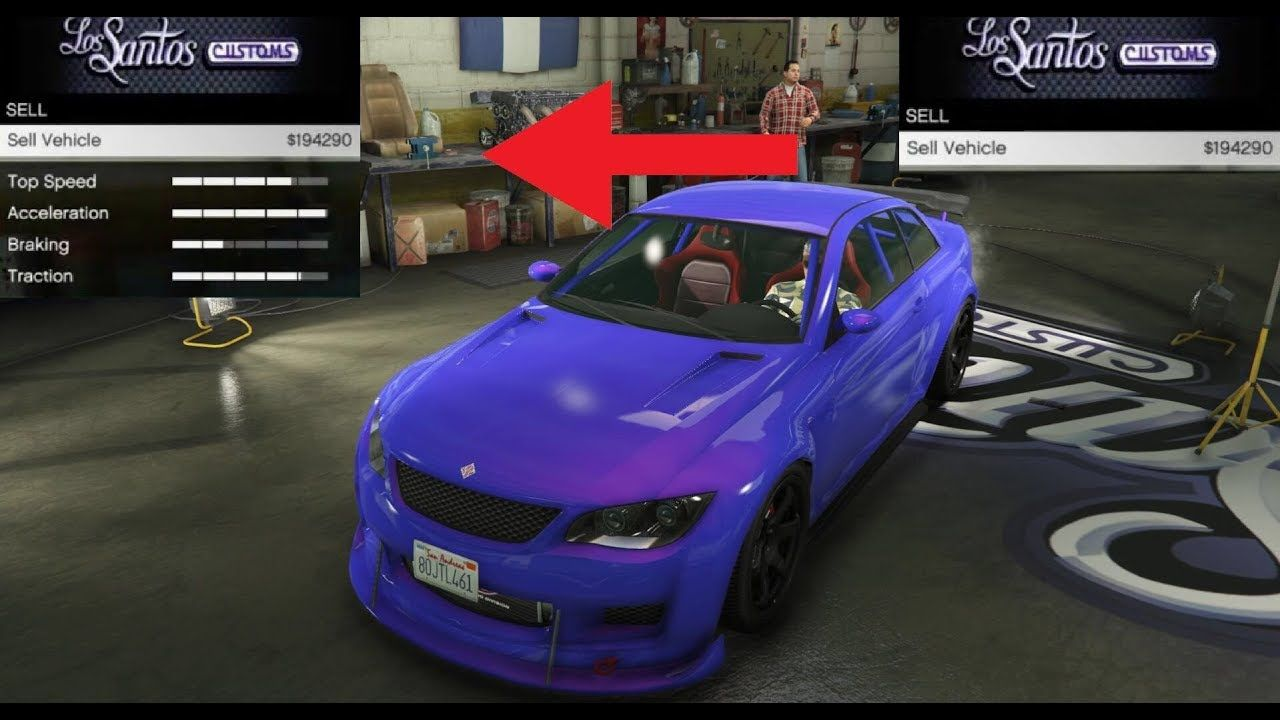 how to sell any street car for 200 000 in gta 5 online gta 5