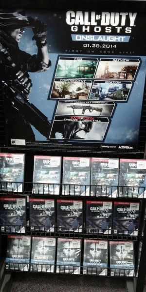 Call Of Duty Ghosts Invasion Dlc Maps Revealed Ign Call Of Duty Ghosts Call Of Duty Xbox Live