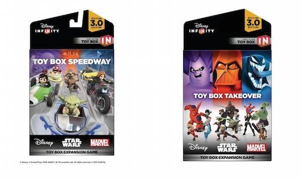 Target Get Disney Infinity 3 0 Toy Box Expansion Games Only 10 00 Disney Infinity Toy Boxes The Expanse