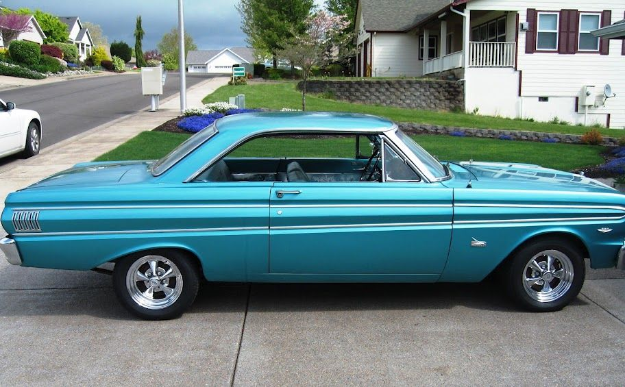 1964 Ford Falcon Futura Sports Coupe 1964 Ford Falcon Futura
