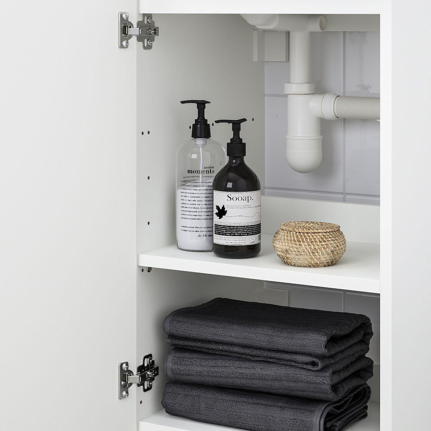 IKEA – LILLÅNGEN Wash-stand with 1 door