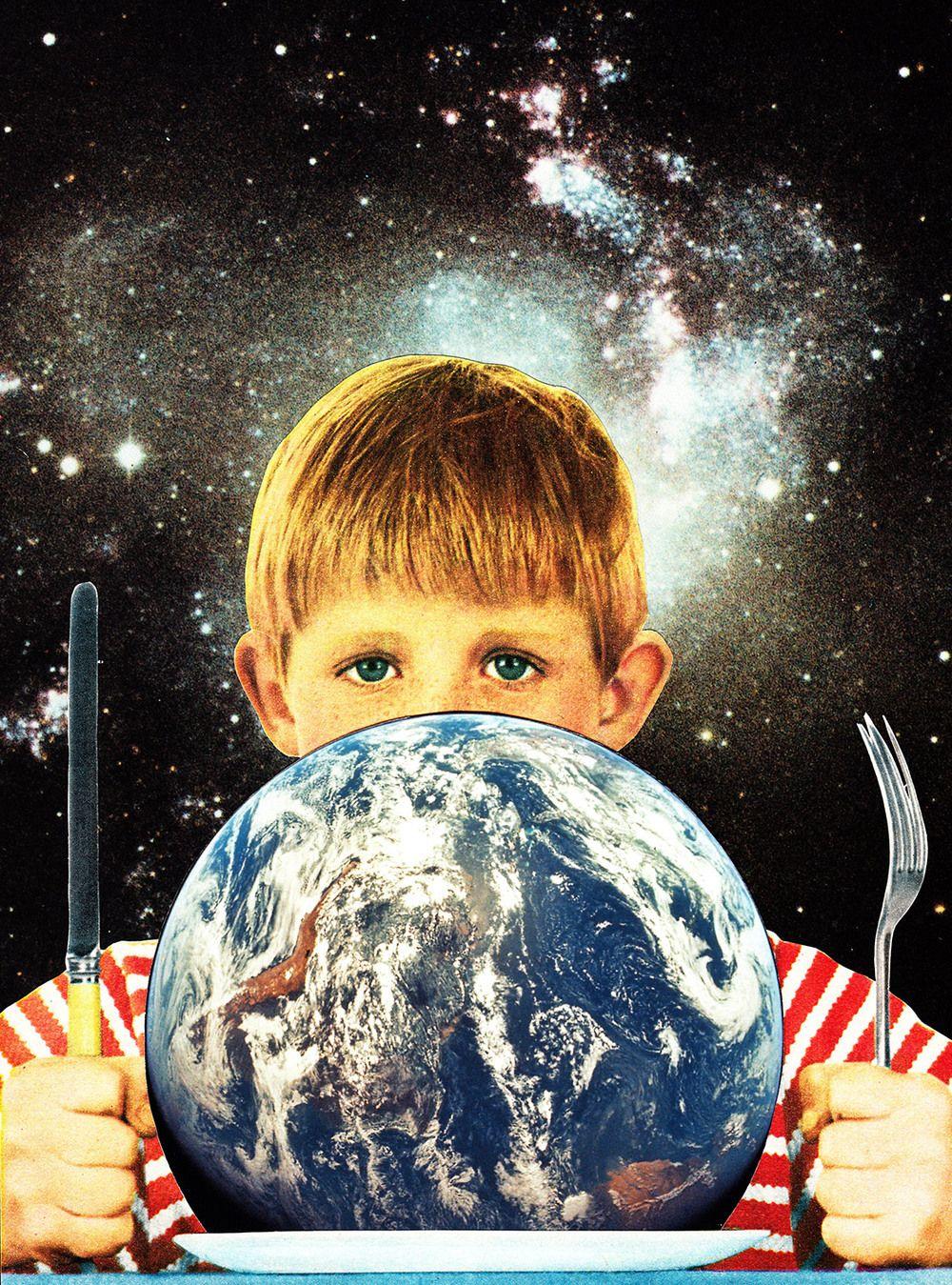 World Hunger - Joe Webb