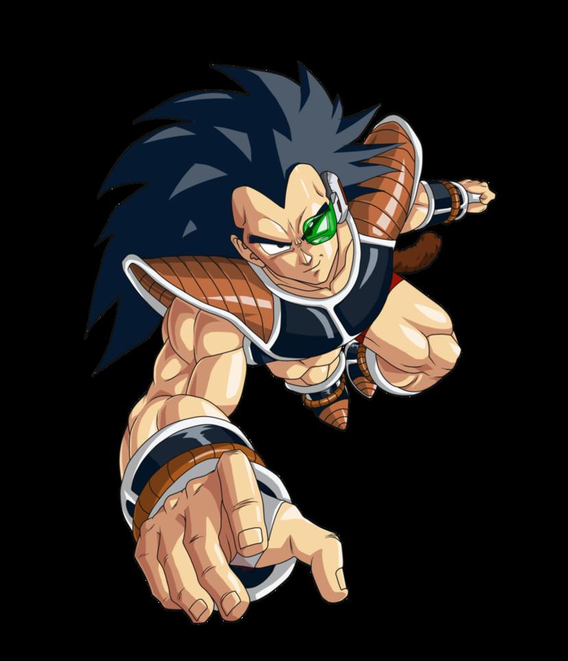Raditz Es Hermano De Goku