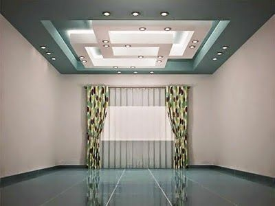 Unique False Ceiling Designs Made Of Gypsum Board Bedroom Pop