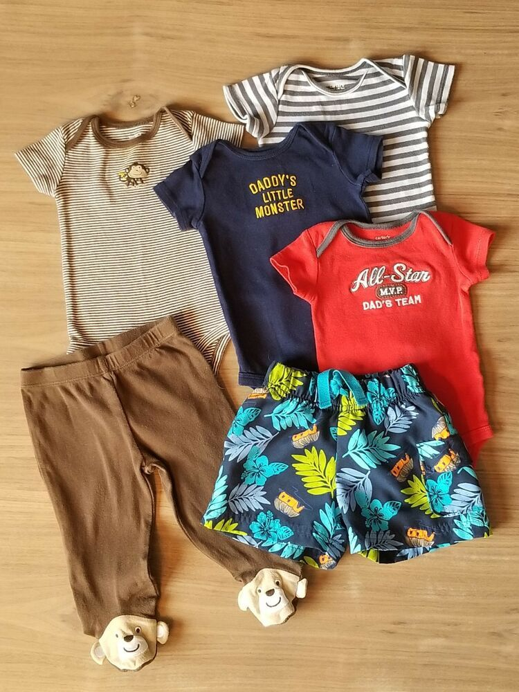 d4d6f1d54 Baby boy clothes 3-6 months lot Summer #fashion #clothing #shoes  #accessories #babytoddlerclothing #boysclothingnewborn5t (ebay link)