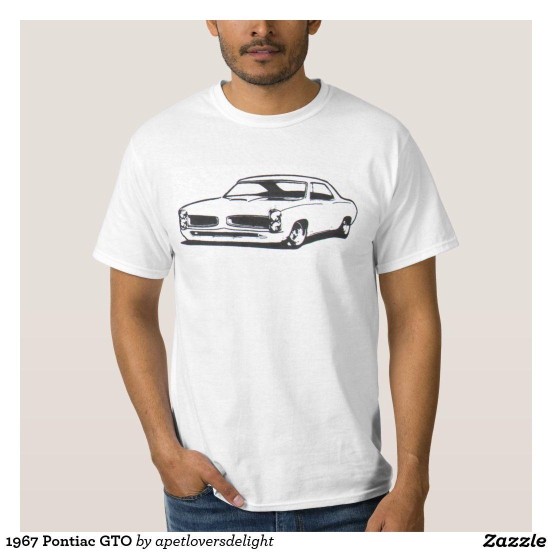 1967 Pontiac GTO Tee Shirt