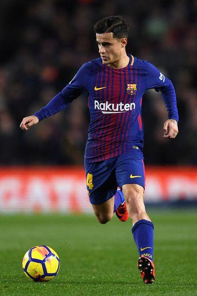 Seconda Maglia FC Barcelona Coutinho